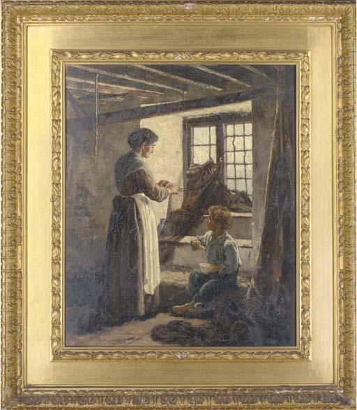 Charles Trevor Garland (1855-1906)