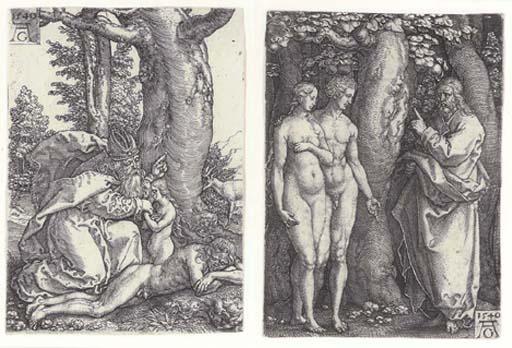 HEINRICH ALDEGREVER (1502-1558)
