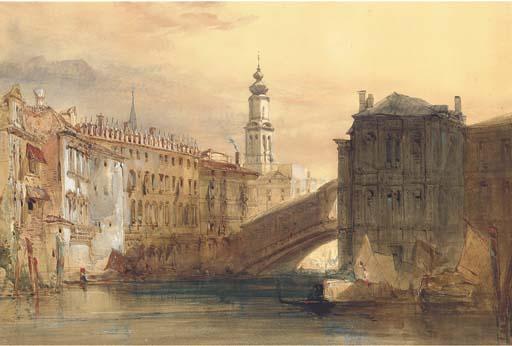 William Callow, R.W.S (1812-1908)