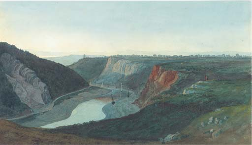 Francis Danby. A.R.A. (1793-1861)