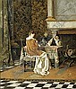 Ernst Meisel (German, 1838-1895), Ernst Meisel, Click for value