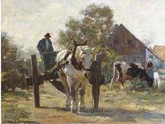 Julius Paul Junghanns (Austrian, 1876-1958)