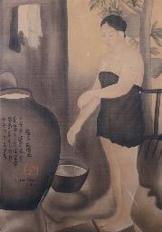 NGUYEN PHAN CHANH (Vietnam 1892-1984)