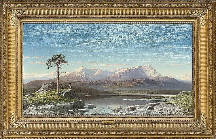 Charles Pettitt (fl.1855-1874)