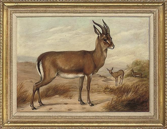 James E. Bourhill, R.S.A. (fl.1880-1887)