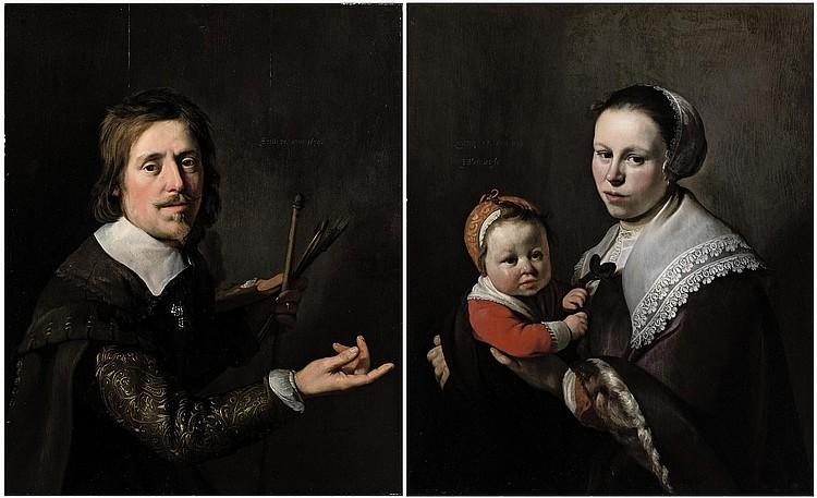 Hendrick Bloemaert (Utrecht 1601/2-1672)