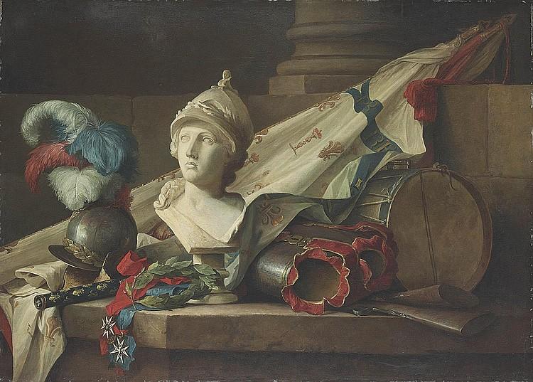 Anne Vallayer-Coster (Paris 1744-1818)