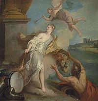 François de Troy (Toulouse 1645-1730 Paris) and Jean-François de Troy (Paris 1679-1752)