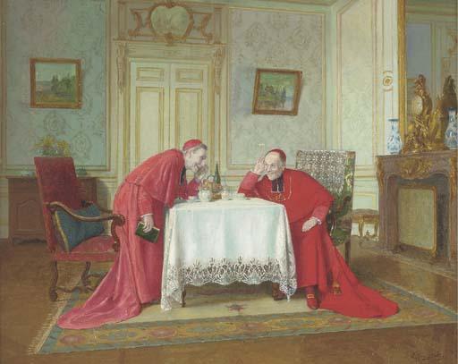 Victor Marais-Milton (French, 1872-1948)