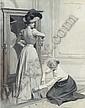 François Flameng (French, 1856-1923), Francois Flameng, Click for value