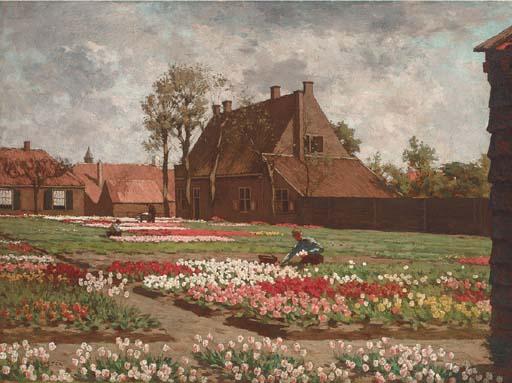 Alexandre Ludwig Koster (Dutch, 1859-1937)