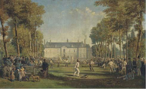 Jules-Achille Noel (French, 1815-1881)