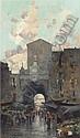 Oscar Ricciardi (Italian, 1864-1935), Oscar Ricciardi, Click for value