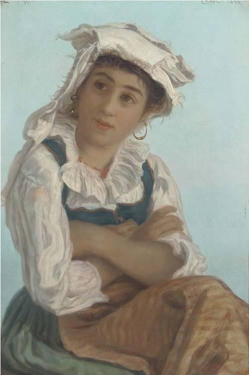 Adriano Bonifazi (Italian, 1858-1914)