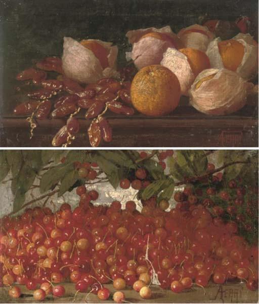 Augusto Ferri (Italian, 1829-1895)
