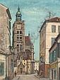 Alois Lecoque (Czech, 1891-1981), Alois Lecoque, Click for value