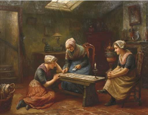 Henri Timmermans (Belgian, 1858-1942)