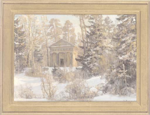 Leonid Borisovich Yanush (Russian, 1897-1978)