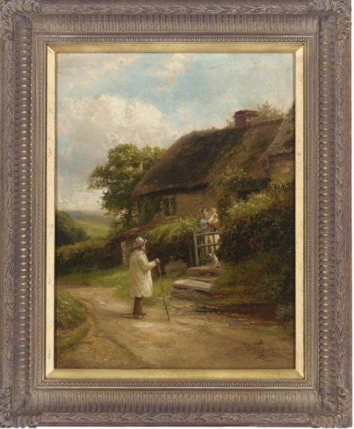 Alfred Banner (British, Exh. 1882-1911)