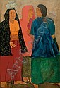Untitled, Shamshad Husain, Click for value