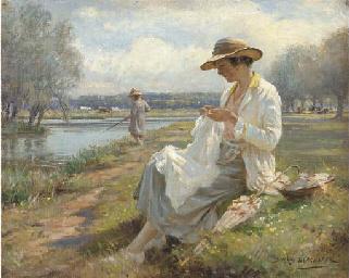 William Kay Blacklock (FL. 1897-1922)