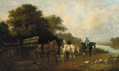 Samuel Joseph Clark (1834-1912)
