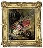 François Joseph Huygens (BELGIAN, 1820-1908) , François Joseph Huygens, Click for value