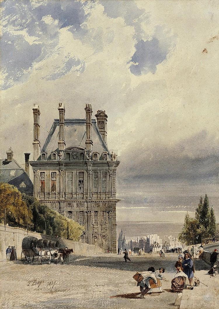 Thomas Shotter Boys, N.W.S. (London 1803-1874)
