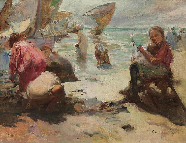 José Navarro y Llorens (Spanish, 1867-1923)