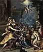 Attributed to Hans von Aachen (Cologne 1552-1615 Prague) , Hans Von Aachen, Click for value