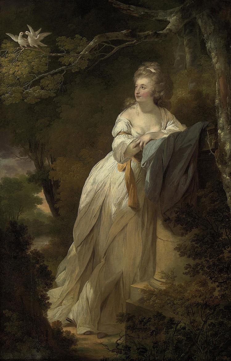Ozias Humphry, R.A. (Honiton 1742-1810 London)