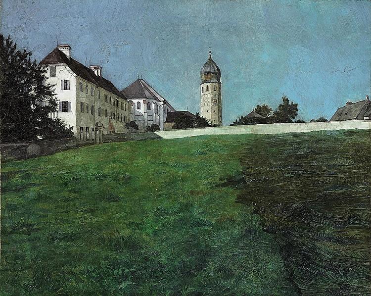 Wilhelm Heinrich Trübner (German, 1851-1917)
