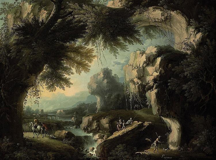 Michele Pagano (Naples 1685/97-1732/50)