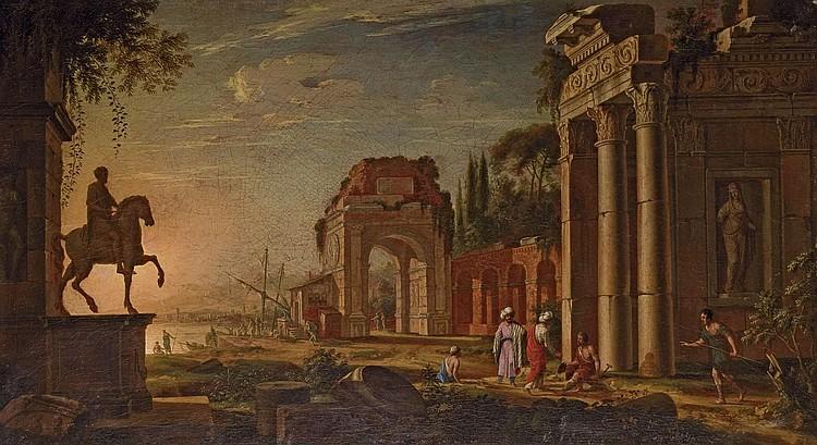 JOHANN OSWALD HARMS (HAMBOURG 1643-1708 BRUNSWICK)
