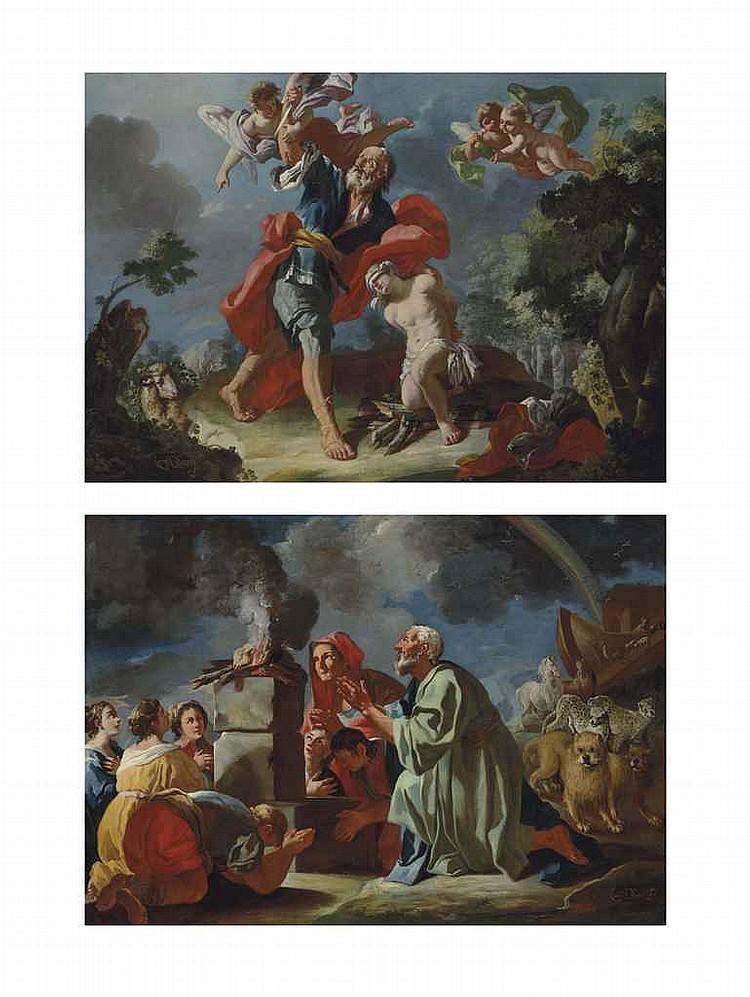 Lorenzo de Caro (active Naples 1740-1762)
