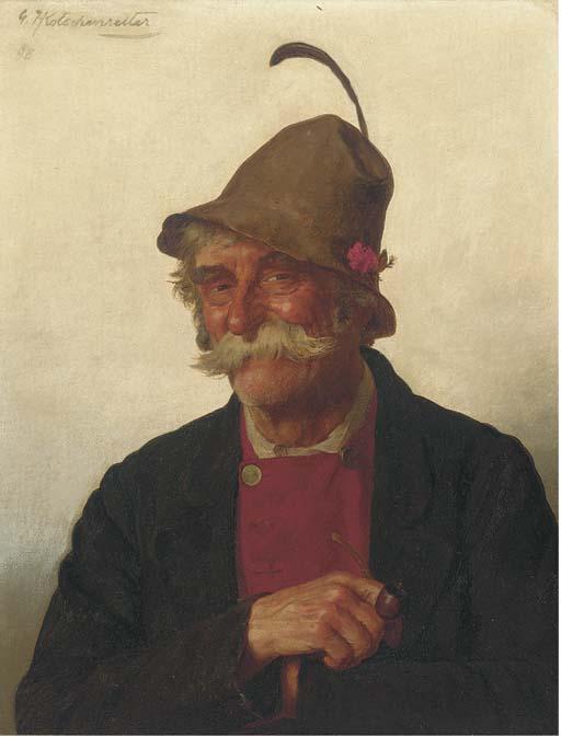 G.Hugo Kotschenreiter (German, 1854-1908)