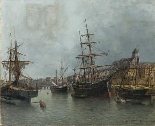 Jules Vernier (French, b.1862)