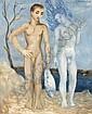 DAVID EDGAR STRACHAN (1919-1970), David (1919) Strachan, Click for value