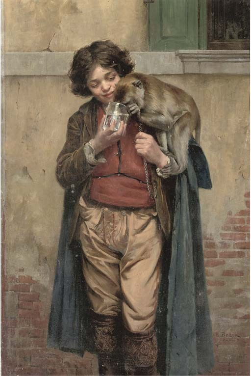 Emil Brack (German, 1860-1905)