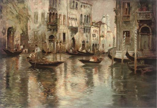 Ferdinando Silvani (Italian, 1823-1899)