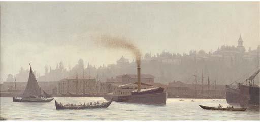Andreas Christian Riis Carstensen (Danish, 1844-1906)