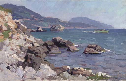 Konstantin Nikolaevich Istomin (Russian. 1887-1942)