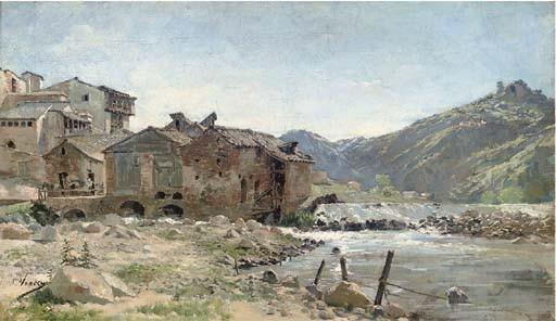 Felipe Checa y Delicado (Spanish, 1844-1907)
