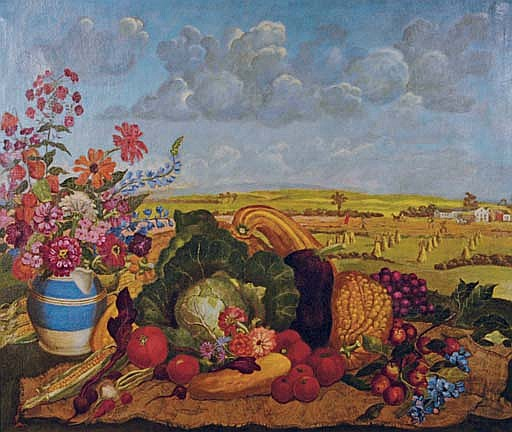 Harvest Still Life