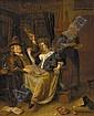 Richard Brakenburg (Haarlem 1650-1702), Richard Brakenburg, Click for value