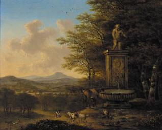 Willem de Heusch (Utrecht 1638-1692)