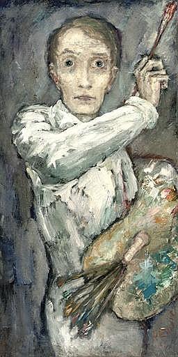 Selbstporträt no. 5