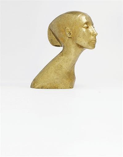 Kopf der Tänzerin (Sent M'Ahesa)
