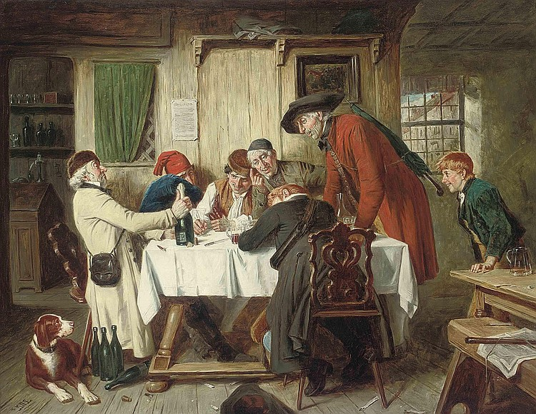 Mark William Langlois (1848-c.1890)