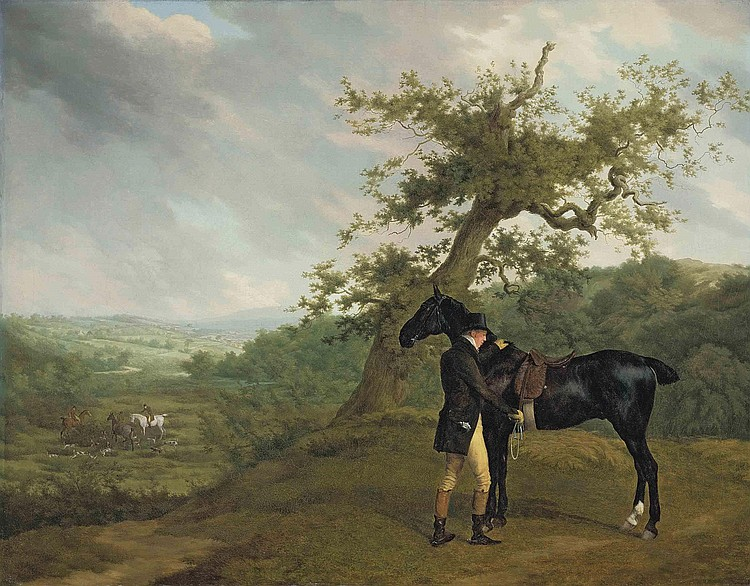 Jacques-Laurent Agasse (Geneva 1767-1849 London)